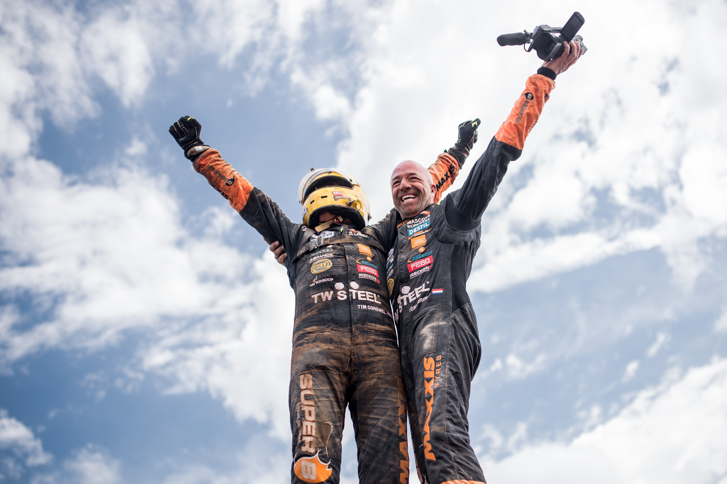 Interview with Tom Coronel about Dakar 2021