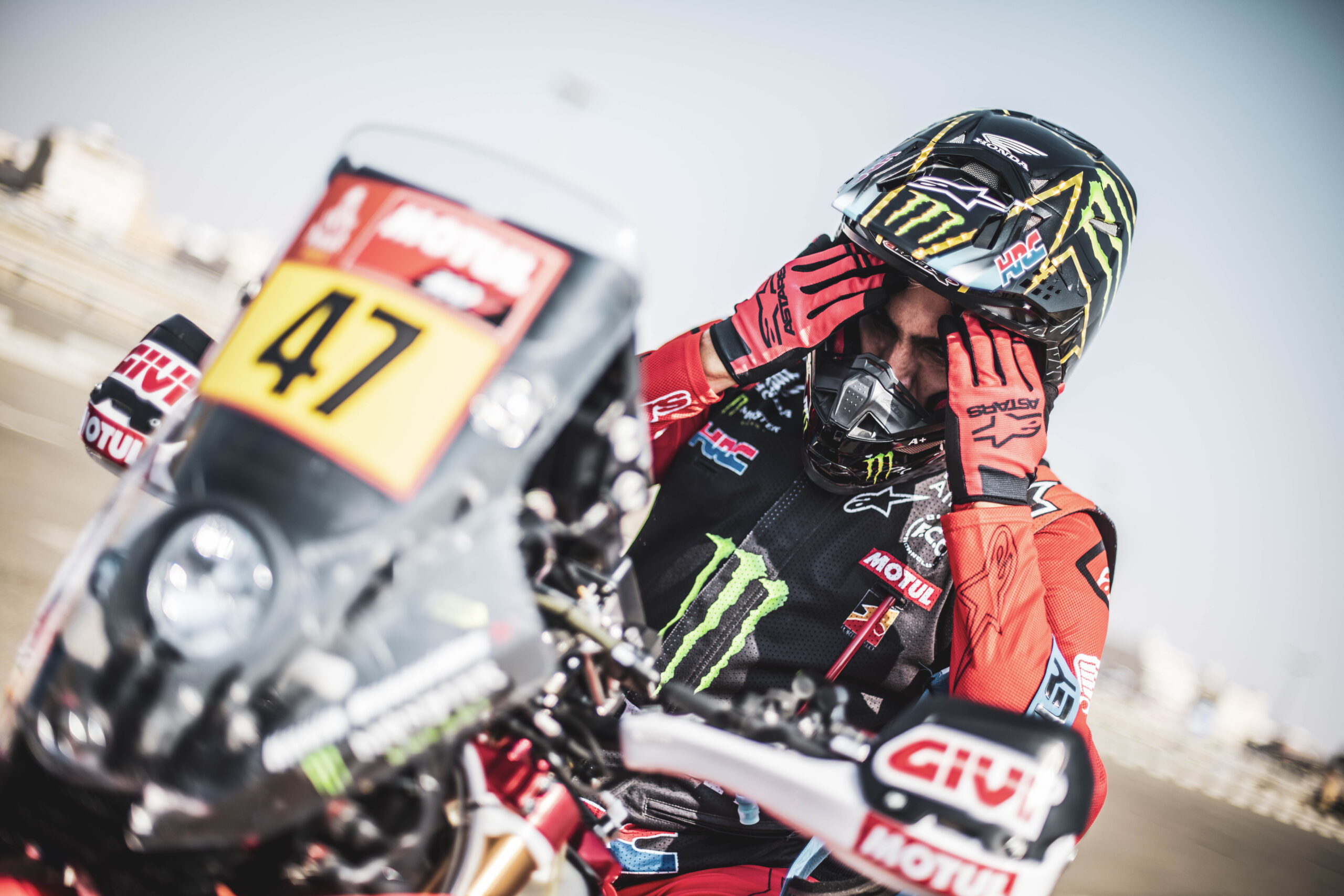 Dakar prologue