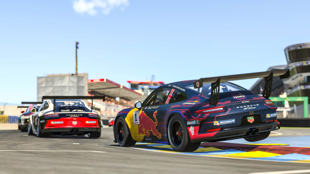 911 GT3 Cup Esports