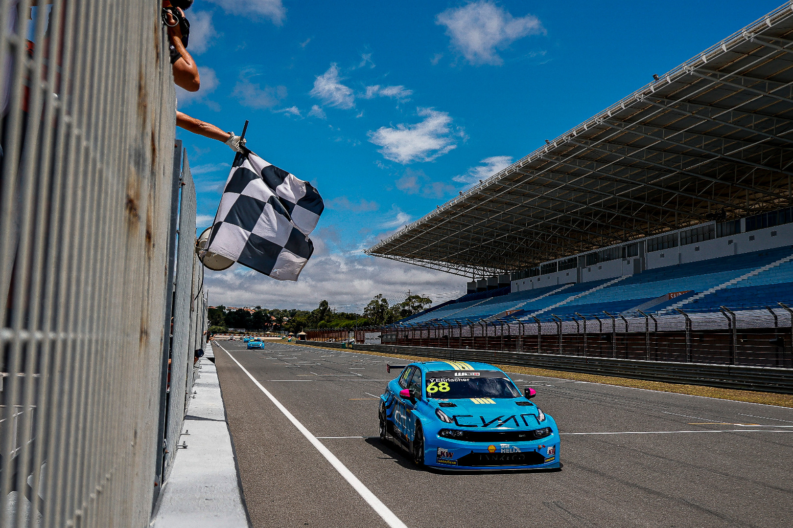 AUTO - WTCR 2021 - RACE OF PORTUGAL