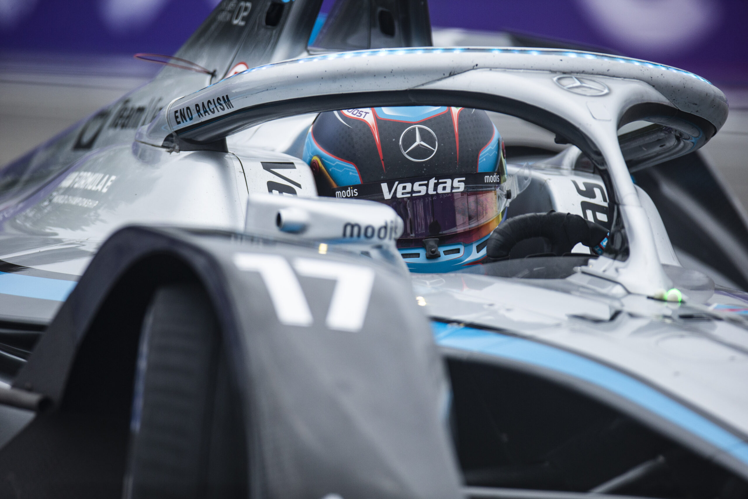 Mercedes-EQ Formula E Team leaves New York City without points