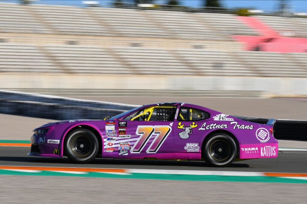 Comeback for Gil Linster with DF1 Racing