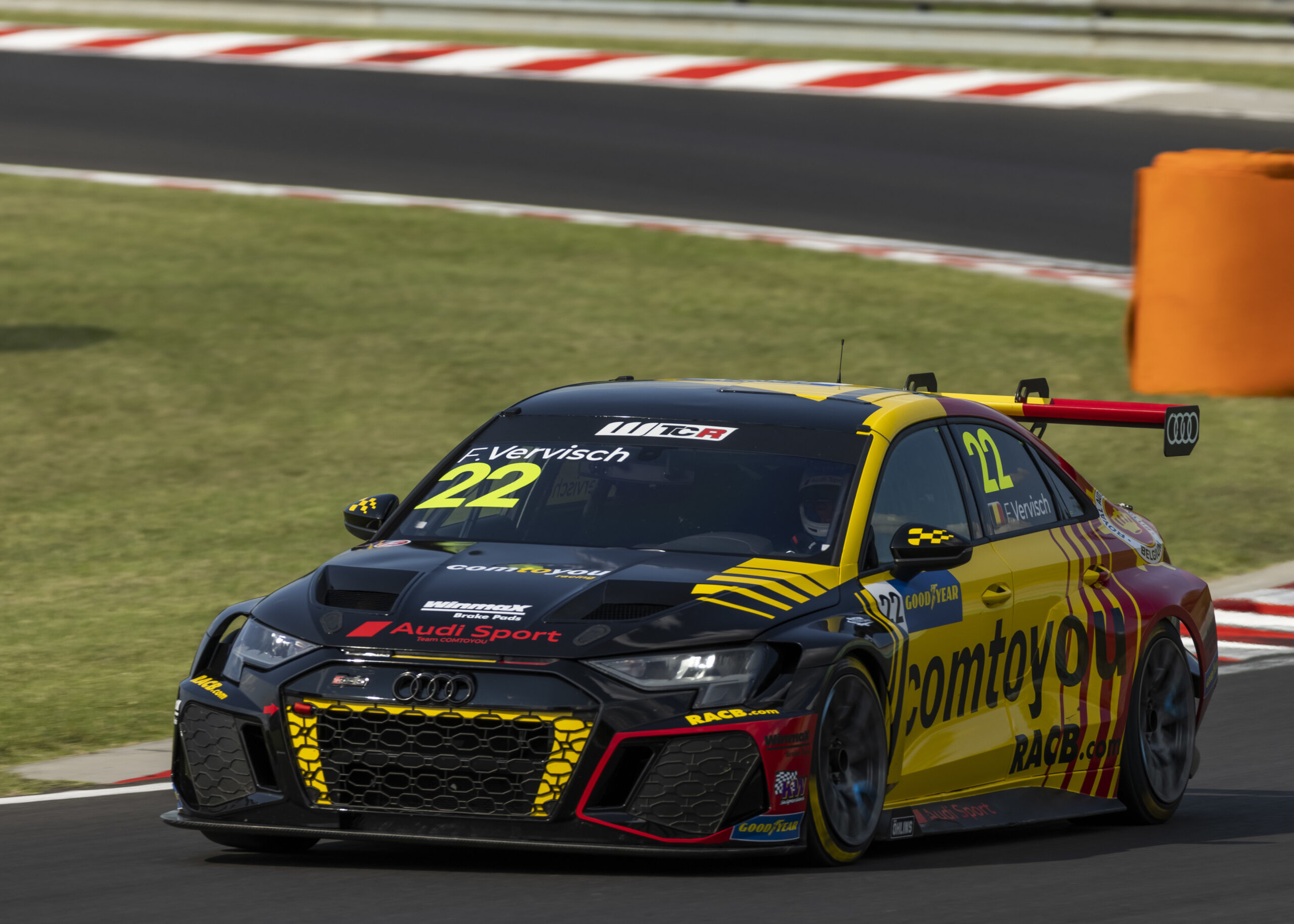 WTCR – FIA World Touring Car Cup 2021