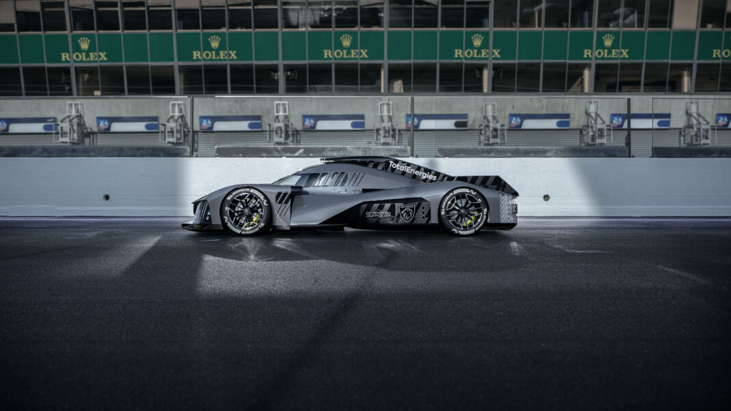 PEUGEOT 905 TO THE PEUGEOT 9X8